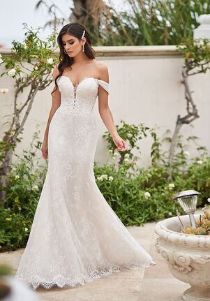 Simply Val Stefani BALBOA Mermaid Wedding Dress