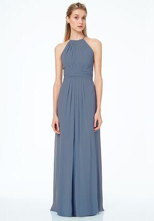 #LEVKOFF 7042 Scoop Bridesmaid Dress