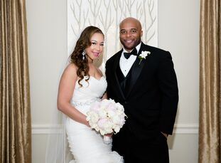 Richelle Hilaire (26 and a radiology technologist) and Anthony Sparks (27 and a police officer) met in middl