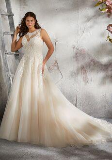 Morilee by Madeline Gardner/Julietta 3248 / Leah Ball Gown Wedding Dress