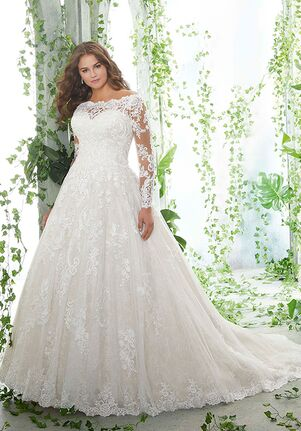 Morilee by Madeline Gardner/Julietta Patience Ball Gown Wedding Dress