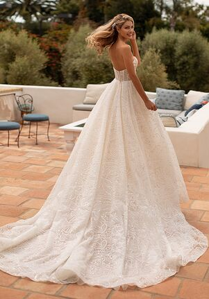 Moonlight Collection J6773 A-Line Wedding Dress