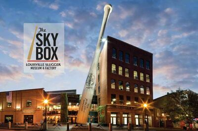The Skybox at Louisville Slugger Museum & Factory
