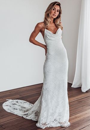 Grace Loves Lace Honey A-Line Wedding Dress