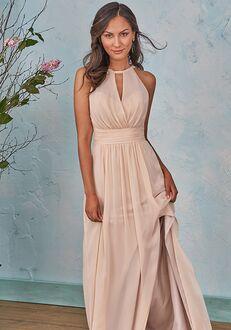 B2 Bridesmaids by Jasmine B203004 Halter Bridesmaid Dress