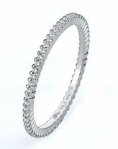 TRUE KNOTS Love is Light Collection - DW329 Palladium, Platinum, White Gold Wedding Ring