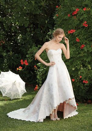 Casablanca Bridal Style 2283 Clover Mermaid Wedding Dress
