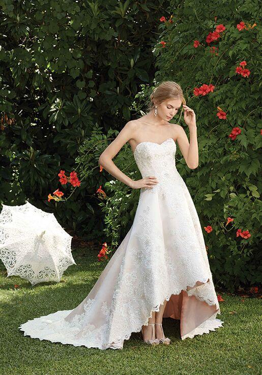 d3f8c5a7f6f Casablanca Bridal Style 2283 Clover Wedding Dress - The Knot