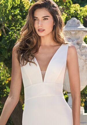 Jasmine Bridal F221001U Mermaid Wedding Dress