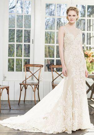 Casablanca Bridal 2261 Poinsettia Sheath Wedding Dress