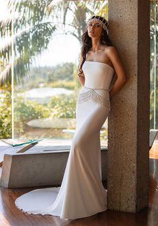 PRONOVIAS WILLIAMS Sheath Wedding Dress