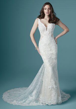 Maggie Sottero DELILAH Sheath Wedding Dress