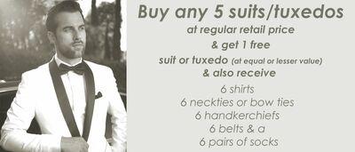 Northridge Suit & Tux Outlet