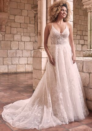 Maggie Sottero LORENZA Wedding Dress