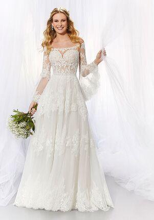 Morilee by Madeline Gardner Abby A-Line Wedding Dress