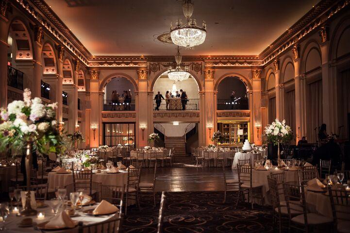 Ballroom At The Ben Philadelphia Pa