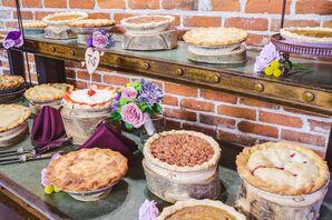 DIY Pie Desserts
