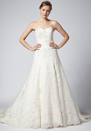Henry Roth for Kleinfeld Veritas A-Line Wedding Dress