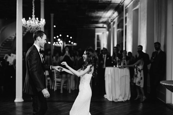 First Dance at Excelsior Wedding Reception