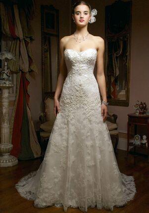 Casablanca Bridal 1827 A-Line Wedding Dress