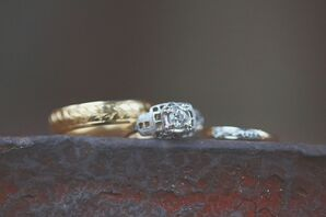 Heirloom Wedding Rings
