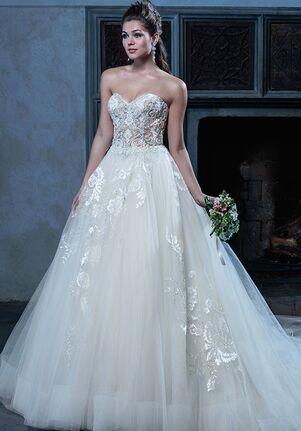 Amaré Couture C127 Angelique Ball Gown Wedding Dress