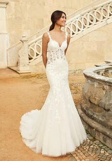 Sincerity Bridal 44243 Mermaid Wedding Dress