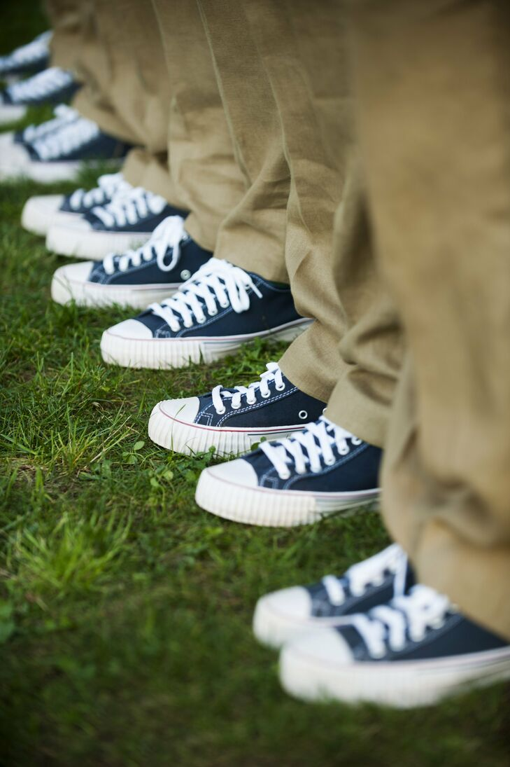 PF Flyers Groomsmen Shoes