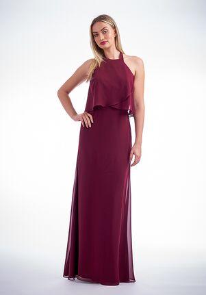 JASMINE P226052 Halter Bridesmaid Dress