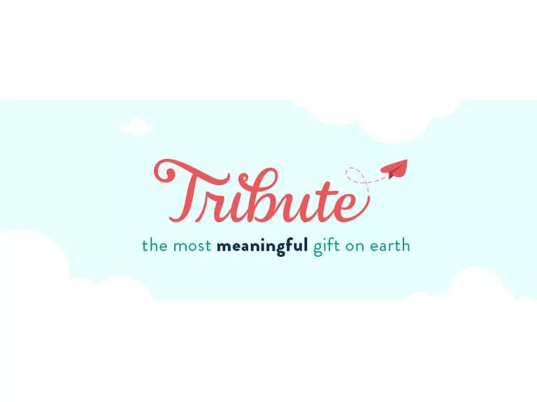 tribute video message service