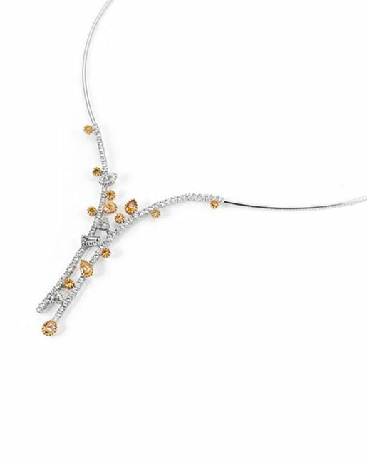 Parade Designs N0110C from the Reverie Collection Wedding Necklaces photo