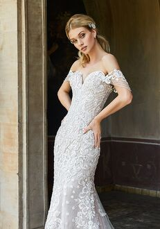 Val Stefani AMALFI/ D8182 Mermaid Wedding Dress