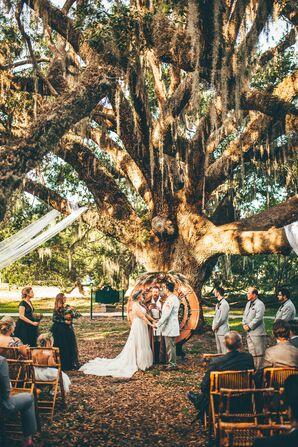 Star Wars-Themed Wedding Ceremony in Florida