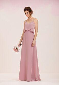 JASMINE P186052 V-Neck Bridesmaid Dress