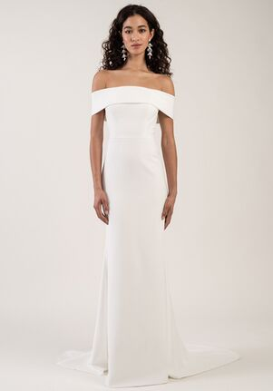 Jenny by Jenny Yoo Cooper Sheath Wedding Dress