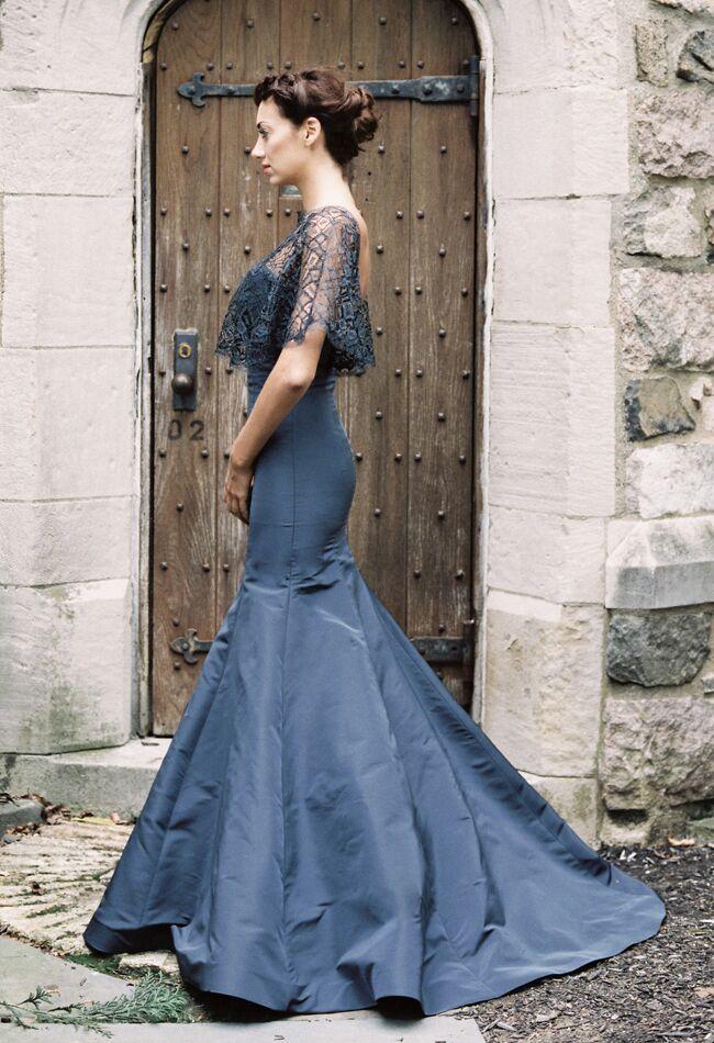 Sareh Nouri Wedding Dresses Fall 2015: Bridal Fashion Week Photos!