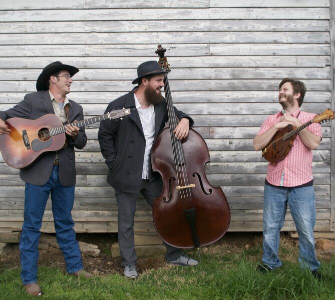 Bud's Collective - Bluegrass Band - Winchester, VA