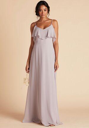 Birdy Grey Jane Convertible Dress in Lilac V-Neck Bridesmaid Dress