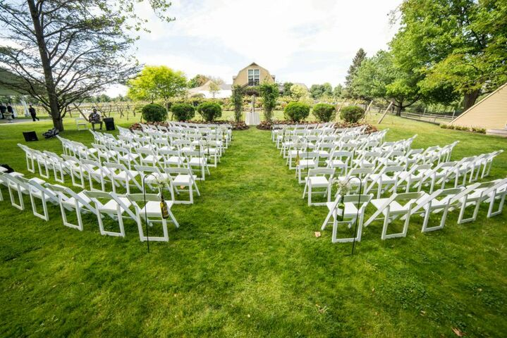 Crossing Vineyards Wedding Ideas 2018