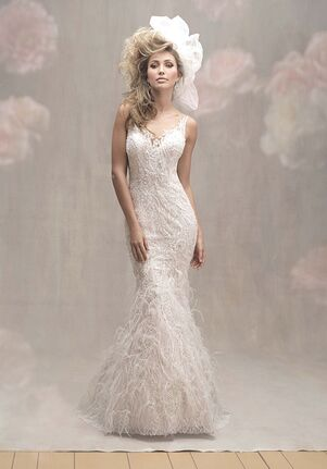 Allure Couture C457 Wedding Dress