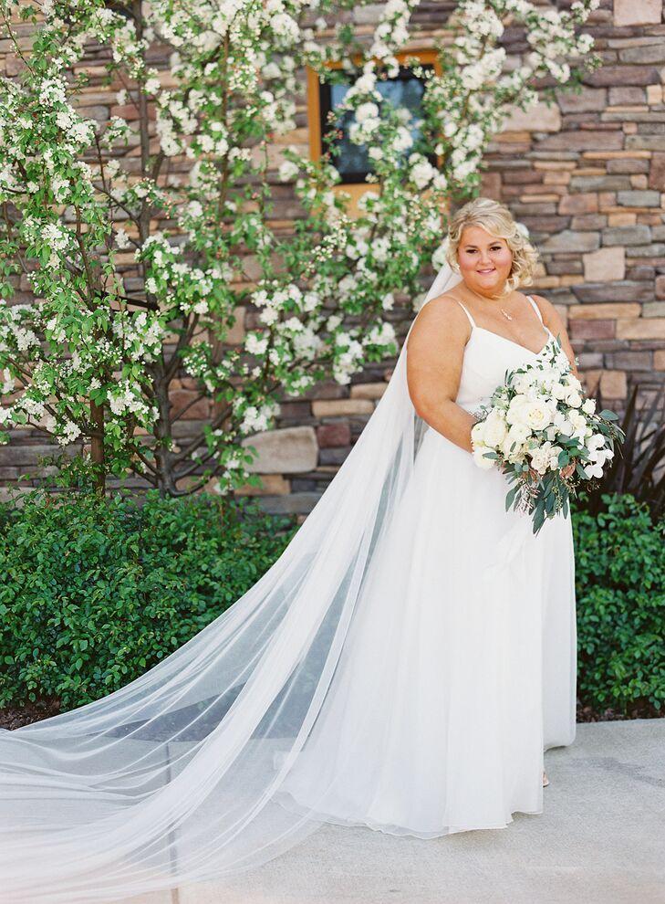 Bridal Portraits at Carneros Inn in Napa, California