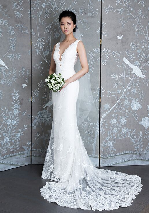Legends Romona Keveza L9132 Sheath Wedding Dress
