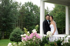 Embrun Community Center Hall Wedding