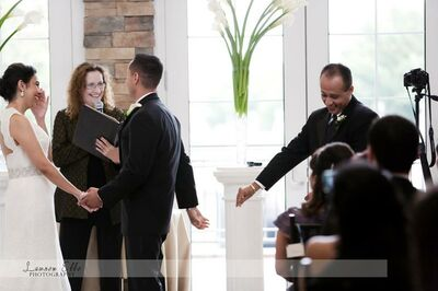 Celia Milton Wedding Officiants