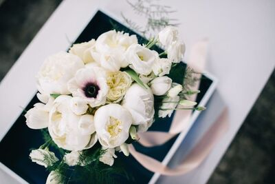 Farmhouse Floral by Estabrook's