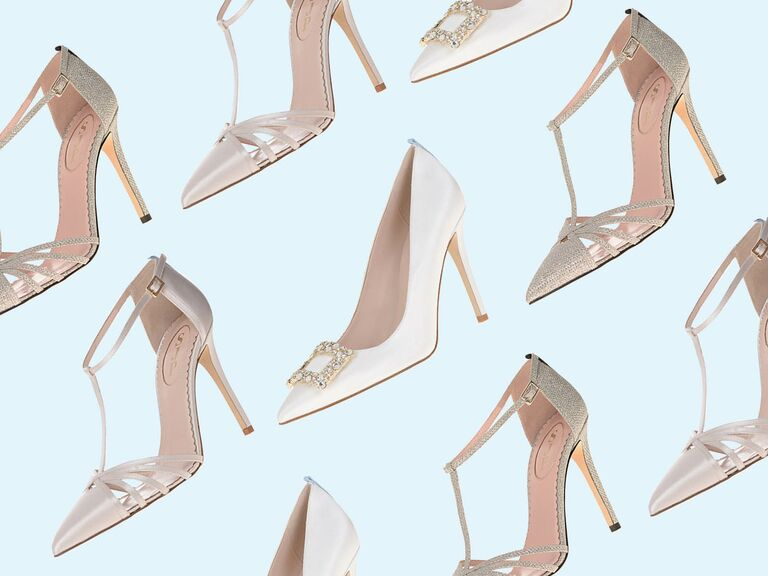 Sjp Collection Bridal Shoes At Kleinfeld