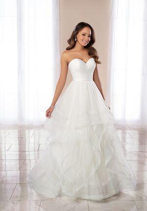 Stella York 6989 Ball Gown Wedding Dress