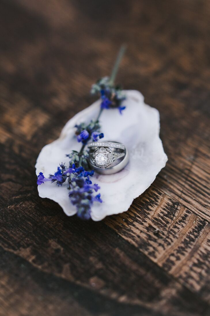 Vintage-Inspired Diamond Engagement Ring
