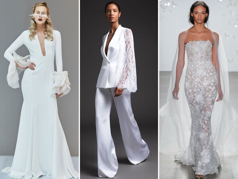 The Biggest Wedding Dress Trends for 2020