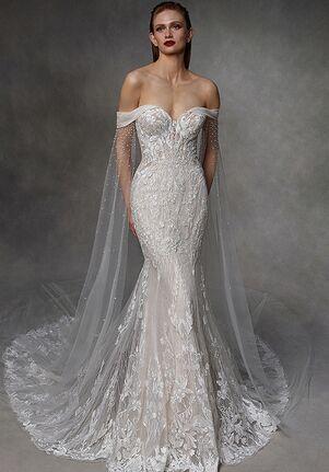 Badgley Mischka Bride Danica Mermaid Wedding Dress